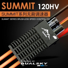 SUMMIT 120HV, SUMMIT series brushless speed controller