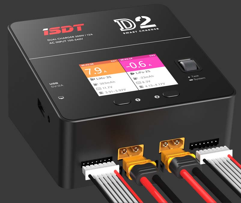 ISDT D2 Charger