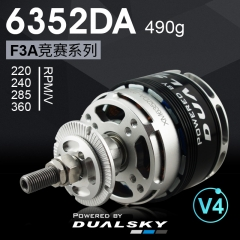 Xmotor DA series version 4, XM6352DA