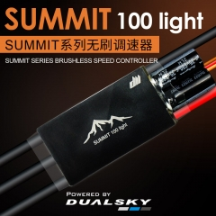 SUMMIT 100 light, SUMMIT series brushless speed controller
